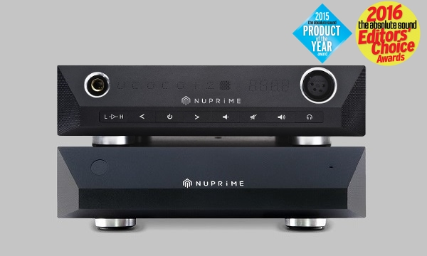 Review of NuPrime DAC-10H and ST-10 by TAS